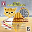 Alan Rawsthorne: Practical Cats; Street Corner Overture; Madame Chrysanthème Ballet Suite