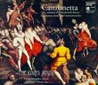 Canzonetta: 16c. Canzoni & Instrumental Dances - The King's Noyse / Paul O'Dette