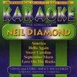 Karaoke - The Songs of Niel Diamond
