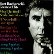 Burt Bacharach's Greatest Hits