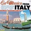 La Musica From Italy: Traditional Italian Favorite