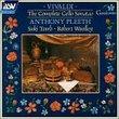 Antonio Vivaldi: The Complete Cello Sonatas - Anthony Pleeth / Suki Towb / Robert Woolley