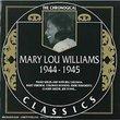 Mary Lou Williams 1944-1945