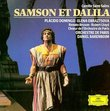 Saint-Saëns - Samson et Dalila / Domingo · Obraztsova · Bruson · Lloyd · Orchestre de Paris · Barenboim