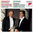 Prokofiev: Sinfonia Concertante / Tchaikovsky: Variations on a Rococo Theme; Andante Cantabile