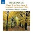Piano Trios Nos 4 & 8: For Piano Clarinet & Cello