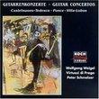 Castelnuovo-Tedesco: Serenade in d, Op.118 for Guitar and Orchestra; Ponce & Villa-Lobos: Guitar Concertos