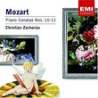 Mozart: Piano Sonatas No. 10-12; Christian Zacharias
