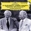 Copland: El Salon Mexico/Concerto for Clarinet and String Orchestra/Music for the Theatre/Connotations for Orchestra