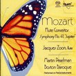 "Mozart Flute Concertos & Symphony 41 ""Jupiter"" / Pearlman, Zoon, Boston Baroque (Multichannel Hybrid SACD"