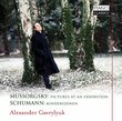 Mussorgsky; Schumann: Pictures at an Exhibition &  Kinderszenen
