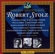 Various artists sing Robert Solz