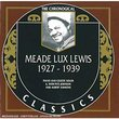 Meade Lux Lewis 1927 1939