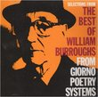 Selections From Best of William Burroughs