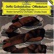 Sofia Gubaidulina: Offertorium (Concerto for Violin & Orchestra, 1980) / Hommage à T.S. Eliot, for Octet & Soprano (1987) - Gidon Kremer / Charles Dutoit