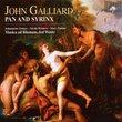 John Ernest Galliard: Pan and Syrinx
