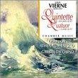Chamber Music: Piano Quintet / String Quartet