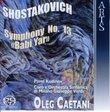 """Shostakovich: Symphony No. 13 """"Babi Yar"""" [Hybrid SACD]"""