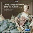 """Telemann: Six Orchestral Suites after """"Die Kleine Kammermusik"""" 1716"""