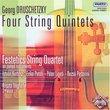 Georg Druschetzky: Four String Quintets