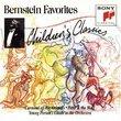 Bernstein Favorites: Children's Classics