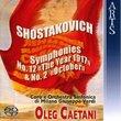 "Shostakovich: Symphonies No. 12 ""The Year 1917"" & No. 2 ""October"" [Hybrid SACD]"
