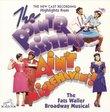 Highlights From The Pointer Sisters Ain't Misbehavin' - The New Cast Recording (1995 Broadway Revival)