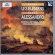 Rebel - Les Elémens · Telemann - Sonata in E Minor · Gluck - Alessandro / Musica Antiqua Köln · Goebel