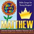 Matthew Songs for Young Singers (CD)