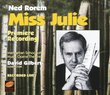 Miss Julie - Complete Opera