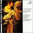 de Almeida - La Giuditta / Lootens  Hill  Congiu  Koehler  Concerto Koeln  Jacobs