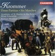 Krommer: 3 Partitas / 6 Marches