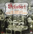 Schubert: The Complete Secular Choral Works [Box Set]
