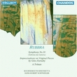 Rubbra: Symphony No.10 / A Tribute / Improvisations on Virginal Pieces by Giles Farnaby