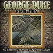Rendezvous ~ Expanded Edition /  George Duke