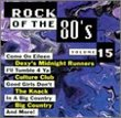 Rock Of The 80's, Vol. 15