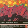 Piano Concertos by Tchaikovsky and Arensky