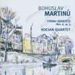Martinu: String Quartets Nos. 2, 4 & 5 [Hybrid SACD]