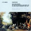 Secular Cantatas Bwv 204 208