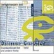 Ottmar Gerster: Eisenkombinat Ost und andere Werke