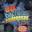 30 Bachatas Poderosas En 2 CD's