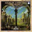"""Vivaldi: Concerto in G """"alla rustica,"""" RV151; Oboe Violin Conc in B Flat, RV 548; Conc """"con molti strumenti,"""" RV 558; Conc for 2 Violins, RV 516; Oboe Conc, RV 461; Conc for 2 Mandolins, RV 532"""