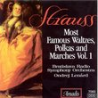 Most Famous Waltzes Polkas & Marches I