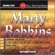 Legendary Marty Robbins