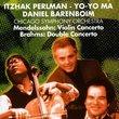 Mendelssohn: Vln Cto / Brahms: Cto for Vln & Clo