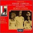Strauss - Capriccio / Tomowa-Sintow · Holst Stein