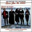 Corsica: Women's Polyphonies