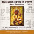 Jasnogórska Muzyka Dawna, Vol. 29: Musica Claromontana