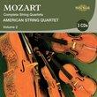 Mozart: Complete String Quartets, Vol. 2