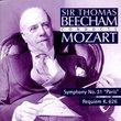 Mozart: Symphony 31 & Requiem
